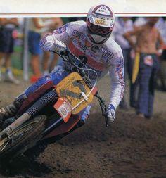 André Malherbe # motocross 80's