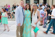 Summer Solstice 2015 best dressed at Cleveland Museum of Art