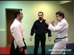 Wing chun and Aikido (Kormushin and Mikhailov)