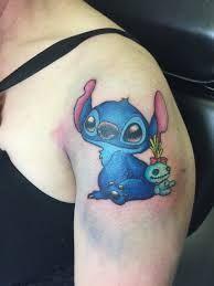 Image result for disney stitch tattoo
