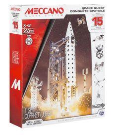 Meccano 15205 Space Quest 15 Model Set