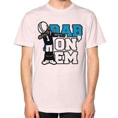 Dab On Em Unisex T-Shirt (on man)