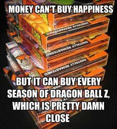 Dbz. surely it does!