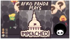 "Join me trying out the demo of a new in-development game called ""Impeached"". The indie game studio, Oddbird are currently working on this goofy fun president. Pandas Playing, Presidential Candidates, Indie Games, Youtube, Movie Posters, Film Poster, Film Posters, Youtubers, Youtube Movies"