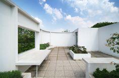 Más tamaños | Villa Savoye: upper roof garden | Flickr: ¡Intercambio de fotos!