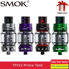 Best Price Original PRINCE Atomizer with Capacity Top filling electronic cigarette Prince tank VS Tank SMOK atomizer
