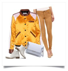 """""""Fall time"""" by anne-lise-knoph on Polyvore featuring Joe's Jeans and Coach"""
