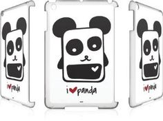 Amazon.com: Skinit i HEART panda for LeNu Case for Apple iPad Mini: Cell Phones & Accessories $29.99
