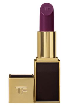 Tom Ford Private Blend Lipstick in Violet Fatale: THIS!!! I LOVE TOM FORD, I LOVE THIS LIPSTICK COLOR! When I get some $, I will try it!