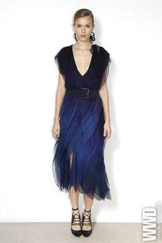 Donna Karan Pre-Fall 2012