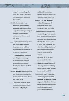 Página 179  Pressione a tecla A para ler o texto da página