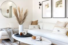 All Your Living Room Styling Questions Answered (Plus Some Furniture & Decor Reviews) - Emily Henderson Beautiful Living Rooms, Small Living Rooms, Living Room Designs, Living Spaces, Furniture Decor, Living Room Furniture, Living Room Decor, Paint Colors For Living Room, Decorating Small Spaces
