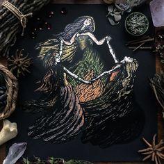 poisonappleprintshop: The artwork of Adrienne... - Musée d'Art