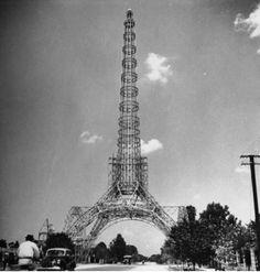 Torre del Reformador 1945, Foto de Fernando Zaid