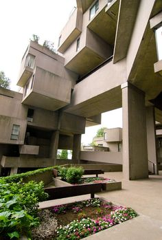 "Moshe Safdie used ""all the Lego  in Montreal"" to design Habitat 67"
