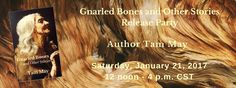 I am so thrilled to announce that I'm giving a release party on Facebook for my debut, Gnarled Bones and Other Stories! There will be prizes, games, lots of fun! And it's a drop-by event, so other authors will be popping in, doing their own giveaways and games. Come join the celebration!!! https://www.facebook.com/events/1168264863286982/