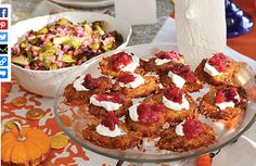 A special Thanksgivukkah recipe for Latkes and Cranberry Sauce