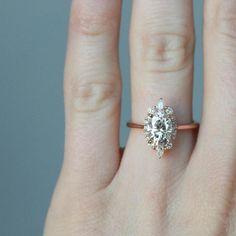 Richy-Glory 18K White Gold Plated Bijoux Anniversary Wedding /& Engagement Ring
