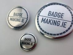 BadgeMaking.ie - Google+ Button Badge, Badges, Sign, Printed, Google, Badge, Signs, Prints, Board
