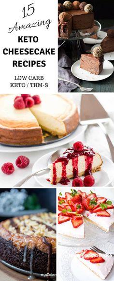 15 Amazing keto cheesecake recipes to enjoy!