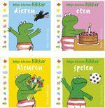BoekStart boekentip voor baby's: Mijn kleine kikker