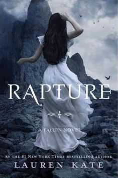 Rapture, book 4 in the Fallen book series by Lauren Kate Fallen Novel, Fallen Series, Fallen Book, Fallen Saga, Lauren Kate, Free Books, Good Books, When The World Ends, Kindle Unlimited
