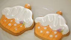 Cupcake Maniacs 4: Galletas con glasa en forma de Cupcake - La Vida Sabe Mejor