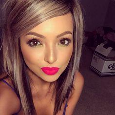 late night selfies 😉 #lastnight #selfie #rockdoll #pinkypromise #doseofcolors #doseofcolorspinkypromise #gretel #muarockdoll #mua #arai…