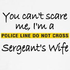 "HAHAHA.  @INDI Design Torgerson, just replace ""Sergeant"" with ""Corporal,"" right?"