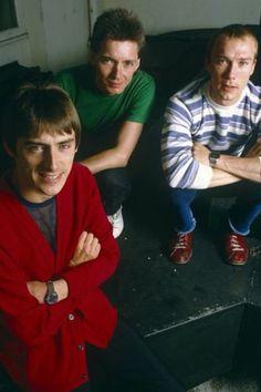 The Jam x Great Bands, Cool Bands, I Love Music, Good Music, Rickenbacker Guitar, Music Jam, The Style Council, Bubblegum Pop, Paul Weller