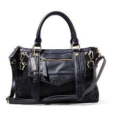 BROBYN BLACK accessories handbags day satchels - Steve Madden#KendallKylieMaddenGirl