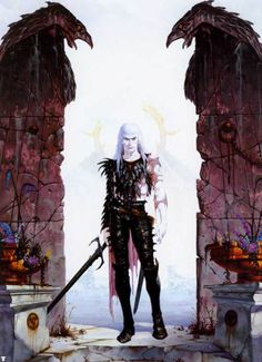 Elric of Melniboné – by Michael Moorcock