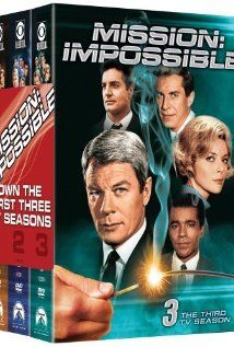 Mission: Impossible, featuring the late Peter Graves