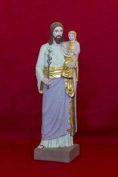 Heiliger Josef mit Jesuskind