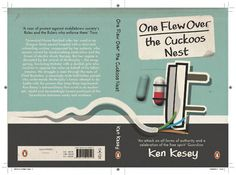 One Flow Over the Cuckoos Nest. Ken Kesey.