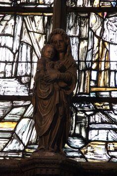 Moeder Maria St. Jacques Reims
