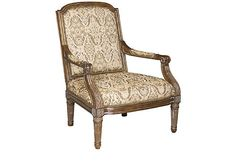 King hickory Ross Chair