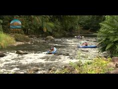 The Springs Resort & Spa - Arenal, Costa Rica, 2011 Tubing the Rio Arenal $30/pp 1.5hrs
