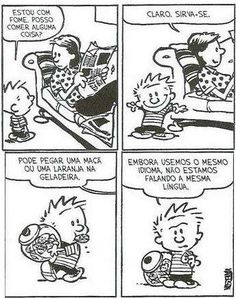 Calvin and Hobbles
