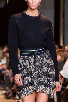 Isabel Marant - Paris Fashion Week - Fall 2015