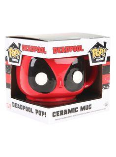 When Deadpool gets mugged.