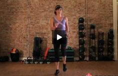 VIDEO: 8-Minute Cardio Intervals Workout