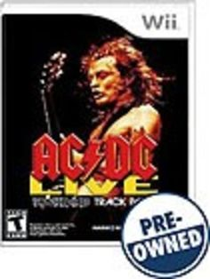 AC/DC Live: Rock Band Track Pack — PRE-Owned - Nintendo Wii, 014633191684