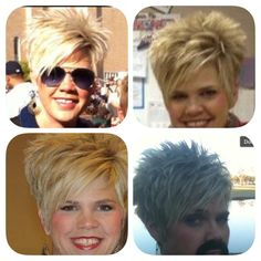Hair cuts that I'm am thinking about getting. Cute Hairstyles For Short Hair, Short Hairstyles For Women, Short Hair Styles, Short Hair With Layers, Short Hair Cuts For Women, Cute Haircuts, Short Haircuts, Layered Haircuts, Sassy Hair