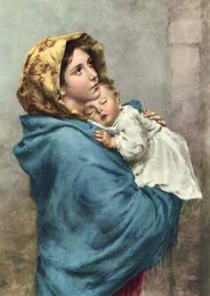 Through the messages of Ghiaie di Bonate, Our Lady still teaches that there cannot be a holy family without living trustfully in Our Lady's motherly hands.