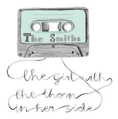 """The Smiths """"The Boy with the Thorn in his Side"""" girl version :)"""
