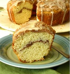 Sour Cream Coffee Cake | A Sweet Baker