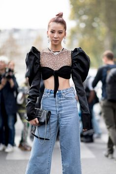 Fashion Week, Look Fashion, High Fashion, Fashion Outfits, Womens Fashion, Fashion Design, Fashion Trends, Paris Fashion, Japan Fashion