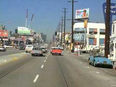 Sunset Strip, Los Angeles, 1964