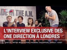 L'interview exclusive des One Direction à Londres - C'Cauet sur NRJ || Made In The A.M. Promo - YouTube